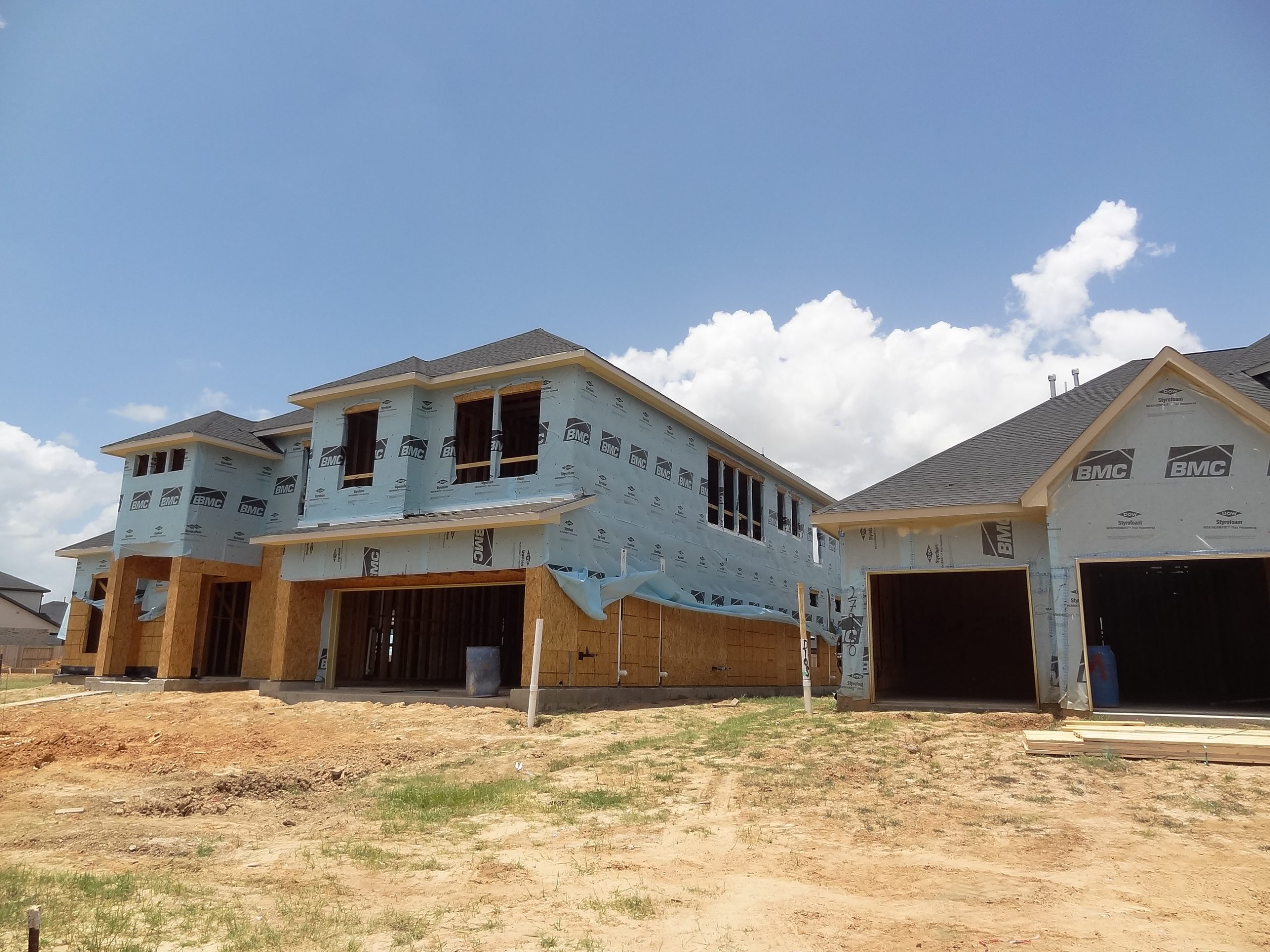 cross creek ranch house new construction 2