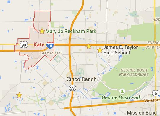 maps-katy-city