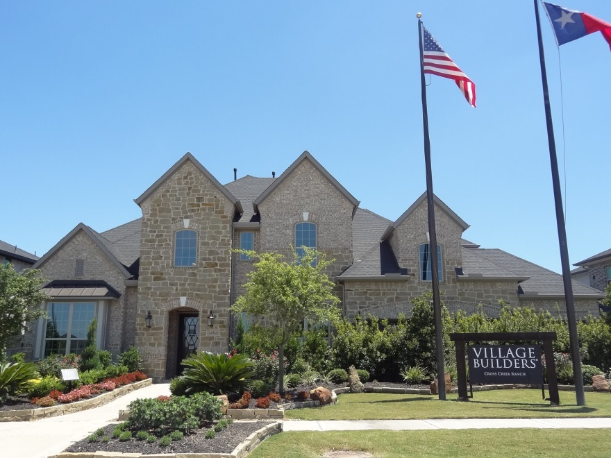 cross creek ranch village home builders